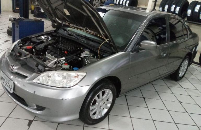 Honda Civic Sedan LXL 1.7 16V - Foto #1