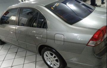 Honda Civic Sedan LXL 1.7 16V - Foto #3