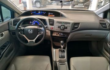 Honda New Civic LXR 2.0 i-VTEC (Aut) (Flex) - Foto #6