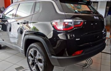 Jeep Compass Limited AT6 2.0 16V Flex - Foto #3