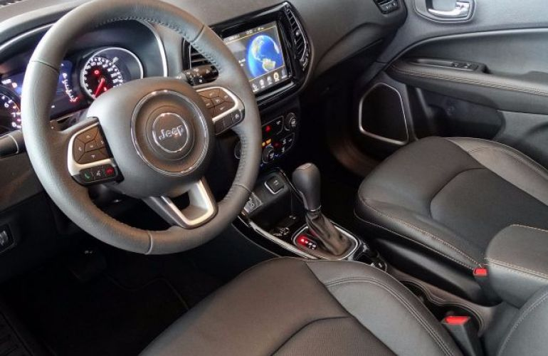 Jeep Compass Limited AT6 2.0 16V Flex - Foto #4