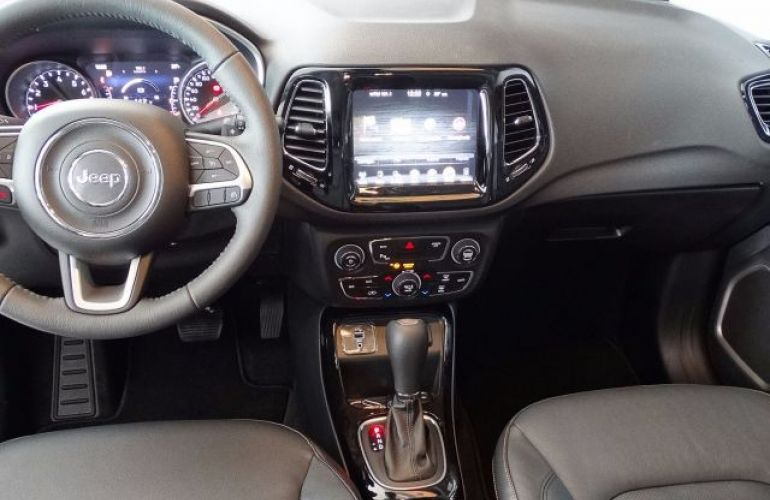 Jeep Compass Limited AT6 2.0 16V Flex - Foto #8