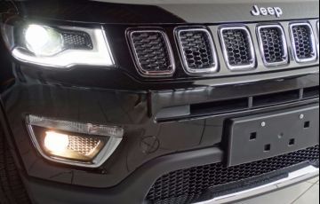 Jeep Compass Limited AT6 2.0 16V Flex - Foto #10