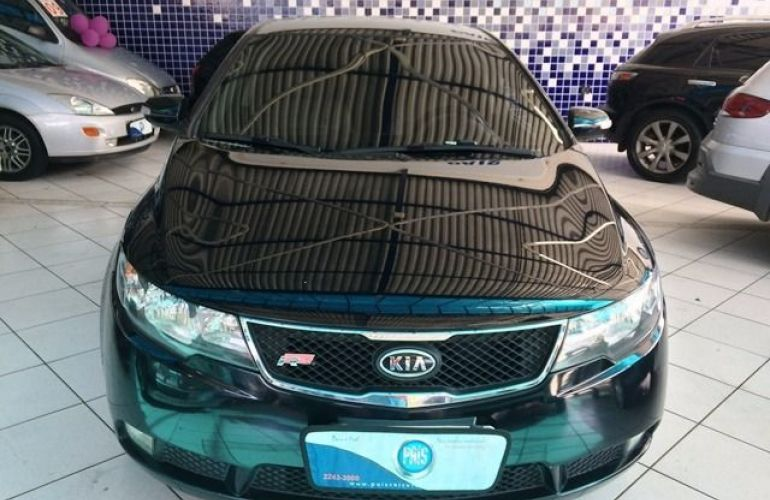 Kia Cerato EX 1.6 16V - Foto #7