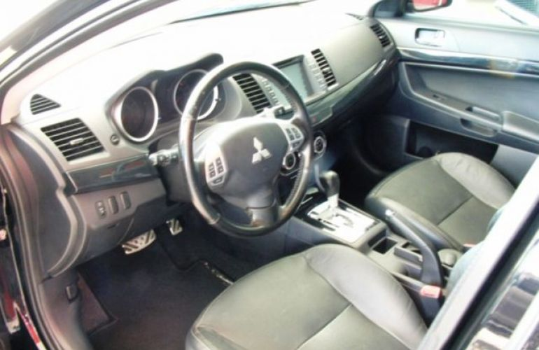 Mitsubishi Lancer GT 2.0 16V - Foto #4