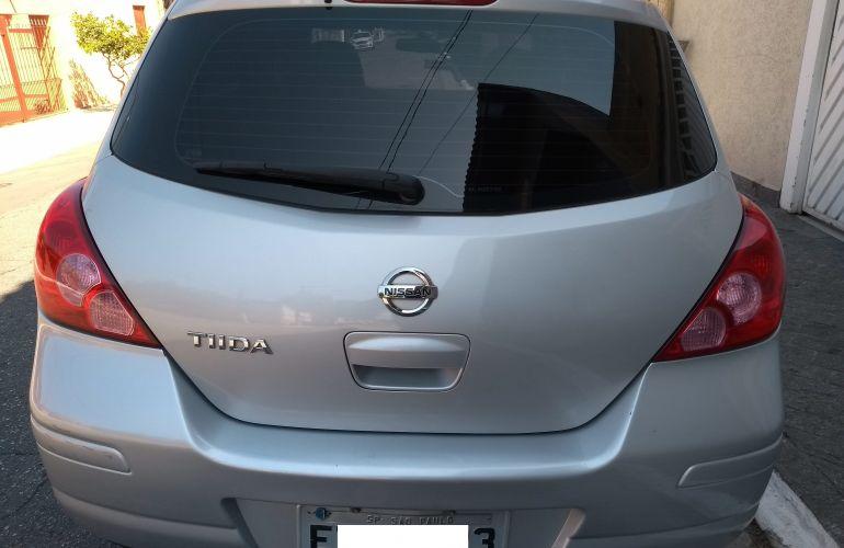 Nissan Tiida S 1.8 - Foto #9