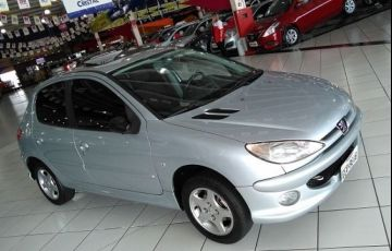 Peugeot 206 Moonlight 1.4 8V Flex - Foto #2