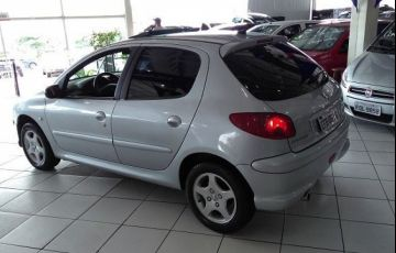 Peugeot 206 Moonlight 1.4 8V Flex - Foto #3