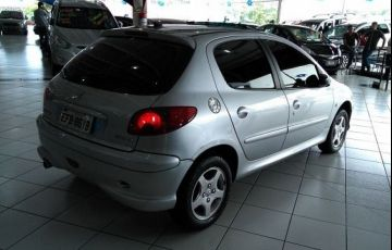 Peugeot 206 Moonlight 1.4 8V Flex - Foto #5