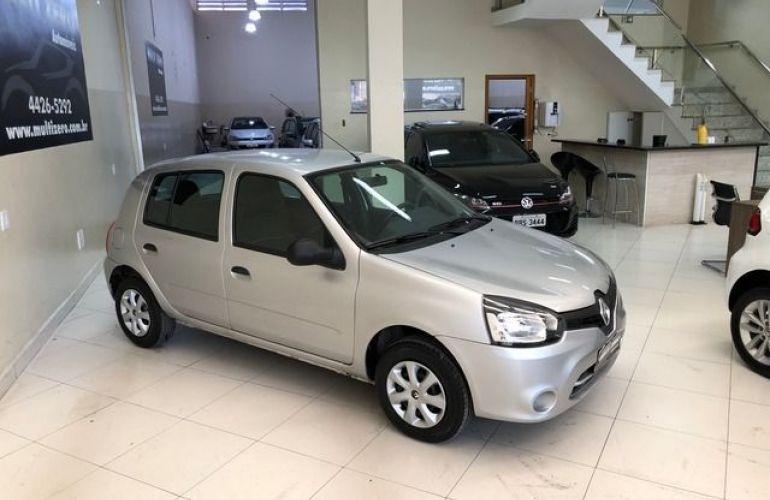 Renault Clio Expression 1.0 16V Hi-Flex - Foto #1