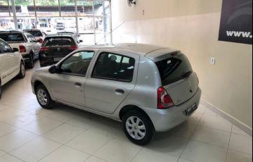 Renault Clio Expression 1.0 16V Hi-Flex - Foto #2