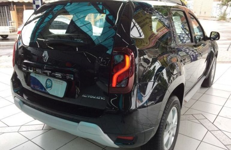 Renault Duster Dynamique 2.0 16V Hi-Flex - Foto #2