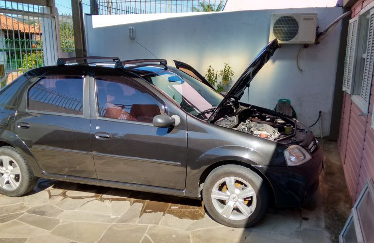 Renault Logan Privilège 1.6 16V (flex) - Foto #3