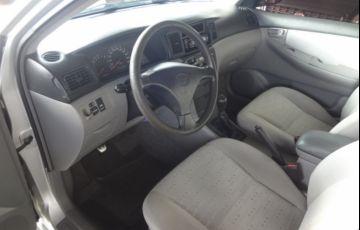 Toyota Corolla Sedan GLi 1.6 16V - Foto #7