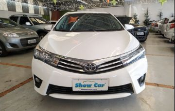 Toyota Corolla 2.0 XEi Multi-Drive S (Flex) - Foto #3