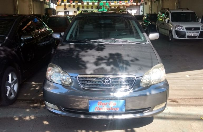 Toyota Corolla Fielder XEi 1.8 16V (flex) - Foto #1