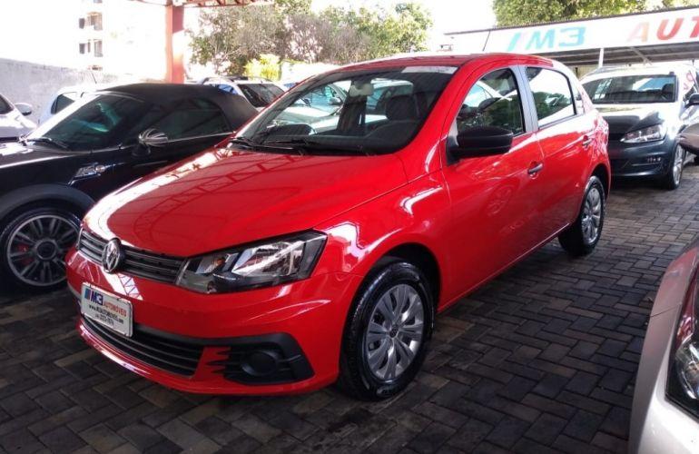 Volkswagen Gol 1.6 VHT Trendline (Flex) 4p - Foto #1