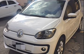 Volkswagen Up! 1.0 12v E-Flex move up! I-Motion 4p - Foto #2