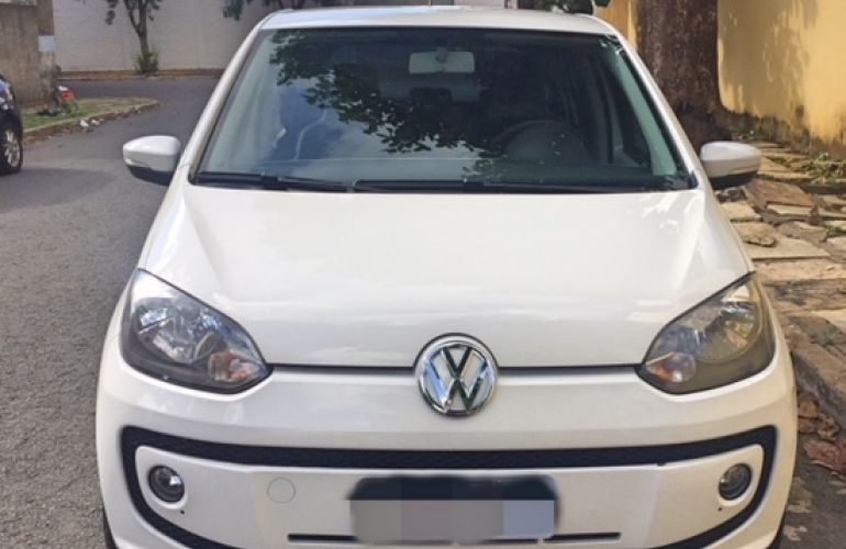 Volkswagen Up! 1.0 12v E-Flex move up! I-Motion 4p - Foto #3