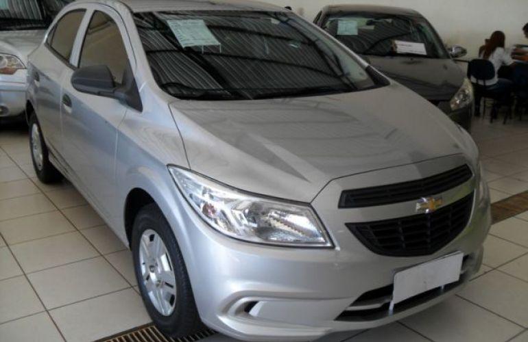 Chevrolet Onix LS 1.0 MPFI 8V - Foto #3