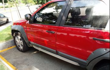 Fiat Palio Weekend Adventure 1.8 16V Dualogic (Flex)