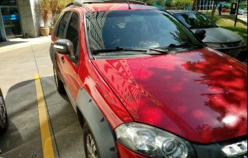 Fiat Palio Weekend Adventure 1.8 16V Dualogic (Flex) - Foto #2