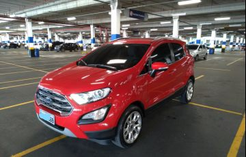 Ford EcoSport Titanium 2.0 16V (Aut) (Flex) - Foto #1