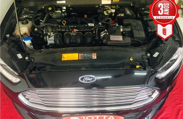 Ford Fusion 2.5 16V Flex 4p Automático - Foto #3