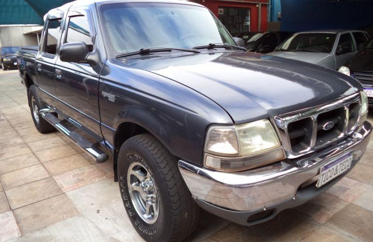 Ford Ranger XLT 4x4 2.8 Turbo (Cab Dupla) - Foto #3