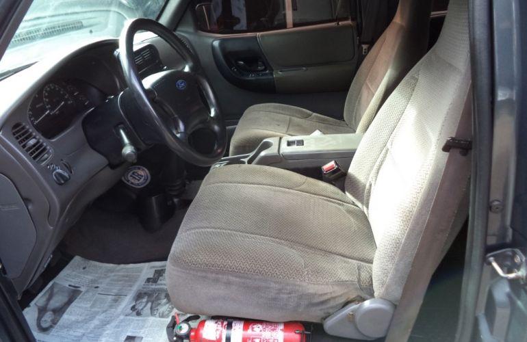 Ford Ranger XLT 4x4 2.8 Turbo (Cab Dupla) - Foto #9