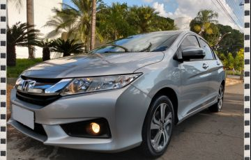 Honda City EX 1.5 CVT (Flex) - Foto #1