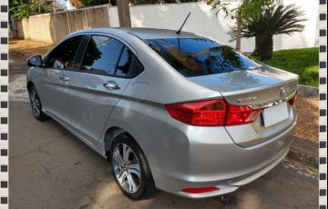 Honda City EX 1.5 CVT (Flex) - Foto #6