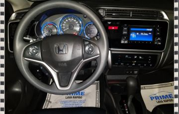 Honda City EX 1.5 CVT (Flex) - Foto #8