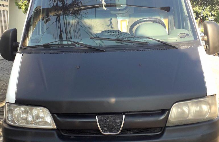 Peugeot Boxer Furgão 2.8 HDI Longo Teto Elevado - Foto #1