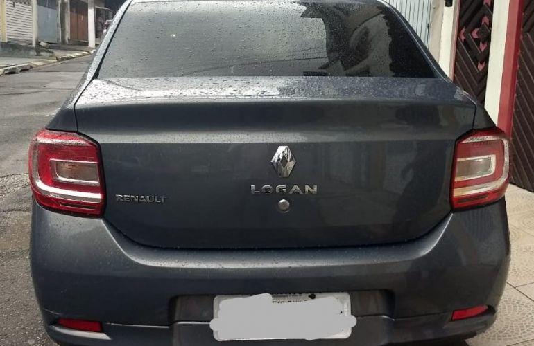 Renault Logan Expression 1.0 16V (Flex) - Foto #3