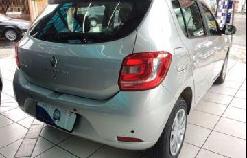 Renault Sandero Expression 1.0 16V Hi-Flex - Foto #2