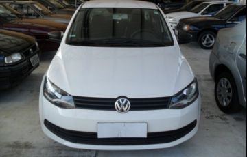 Volkswagen Voyage Trendline 1.0 Total Flex - Foto #1