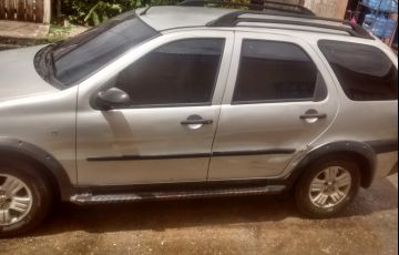 Fiat Palio Weekend Adventure 1.8 8V