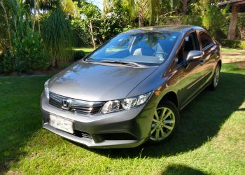 Honda New Civic LXL 1.8 16V i-VTEC (Aut) (Flex) - Foto #1