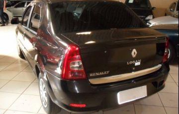 Renault Logan Expression 1.0 16V Hi-Flex - Foto #8