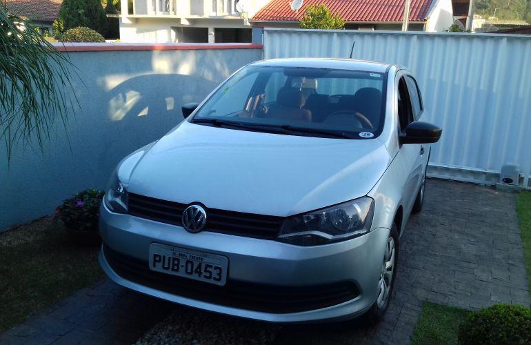 Volkswagen Gol 1.6 VHT City I-Motion (Flex) 4p - Foto #8