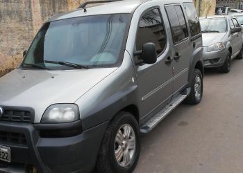 Fiat Doblò Adventure 1.8 8V - Foto #5