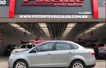 Fiat Grand Siena. Essence Dualogic 1.6 16V Flex - Foto #3