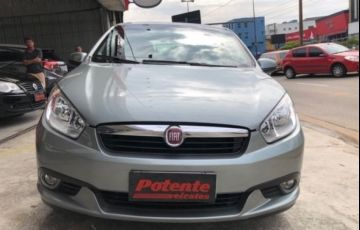 Fiat Grand Siena. Essence Dualogic 1.6 16V Flex - Foto #7