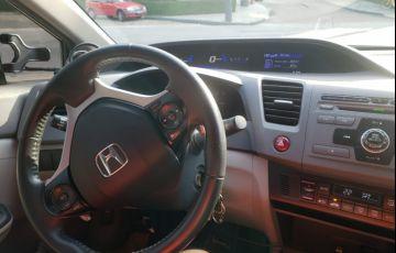 Honda New Civic LXL 1.8 16V i-VTEC (Flex)
