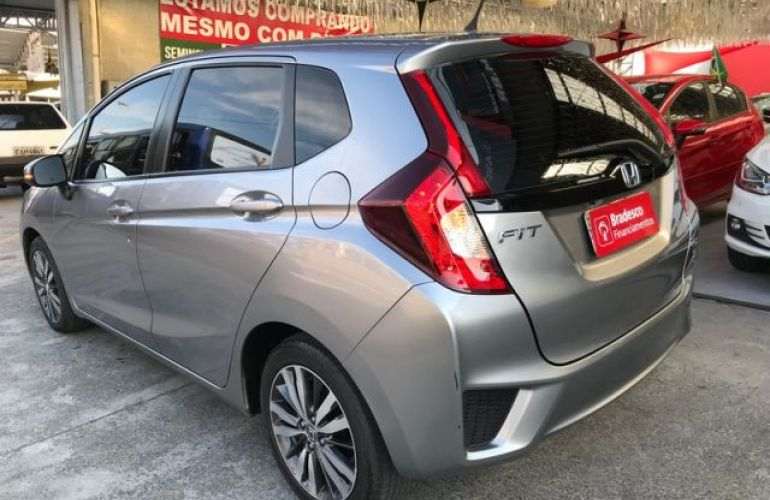 Honda Fit EXL 1.5 i-VTEC FlexOne - Foto #7