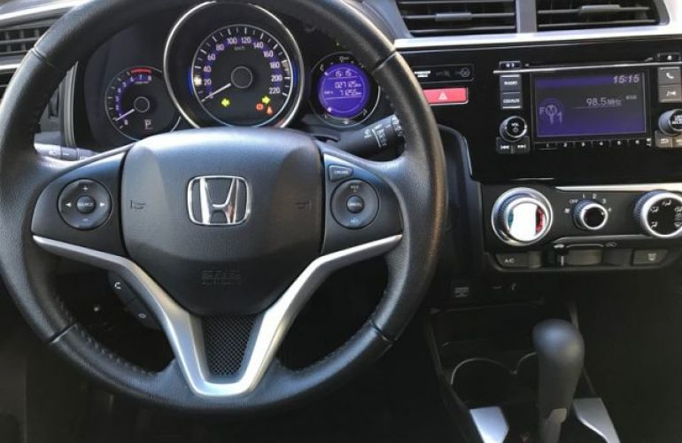 Honda Fit EXL 1.5 i-VTEC FlexOne - Foto #8