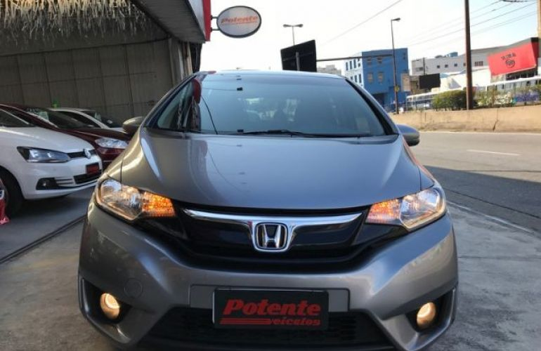 Honda Fit EXL 1.5 i-VTEC FlexOne - Foto #9