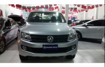 Volkswagen Amarok 2.0 S 4x4 TDi (Cab Simples) - Foto #2