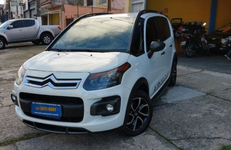 Citroën Aircross Tendance 1.6 16V (Flex) - Foto #1